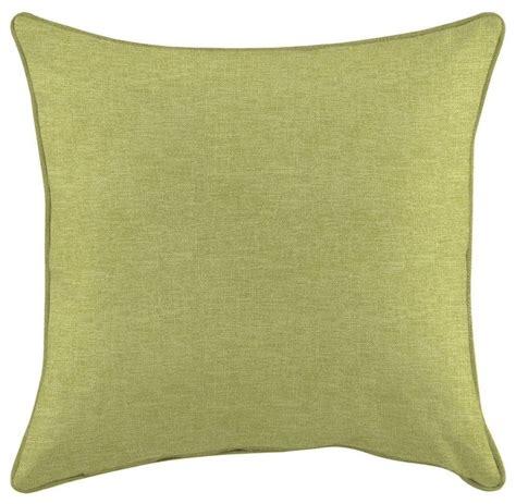 apple green 20x20 accent pillow