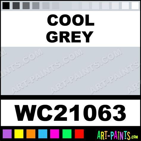 cool gray paint colors cool grey artist 24 set watercolor paints wc21063 cool