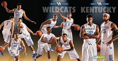 uk basketball schedule poster the latest kentucky wildcats ncaa basketball news