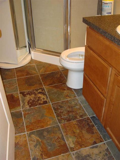 slate floor bathroom 600 215 300 mm 31 77 m2 jak multi color slate tiles pave world