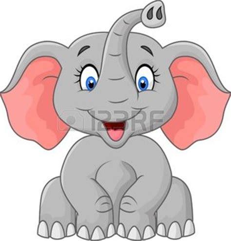 imagenes de animales bebes animados safari bebe dibujos animados elefante lindo que se sienta