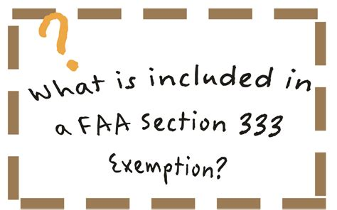what is section in law what are the faa section 333 conditions and limitations