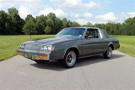 New Home Interior by 1986 Buick Regal With Only 776 Miles