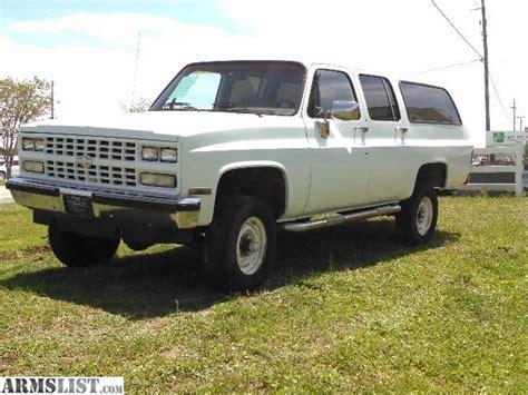 armslist for sale 1990 chevy suburban 3 4 ton 4x4 for sale