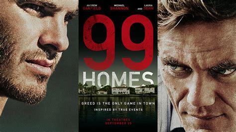 99 homes trailer andrew garfield and michael shannon get