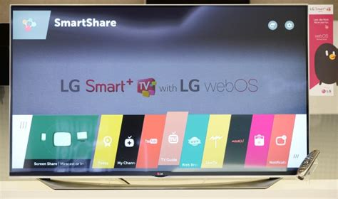 Ces Lg New Phone Lineup by Lg To Showcase Webos 2 0 Smart Tv Lineup At Ces 2015