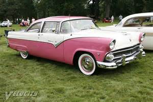 1955 Ford Crown Picture Of 1955 Ford Fairlane 2d Crown