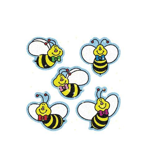 bees dazzle stickers grade pk 5