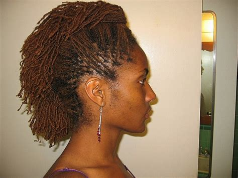 black women mohawk hairstyles and dreads in the middle dreadlock mohawk hairstyle thirstyroots com black