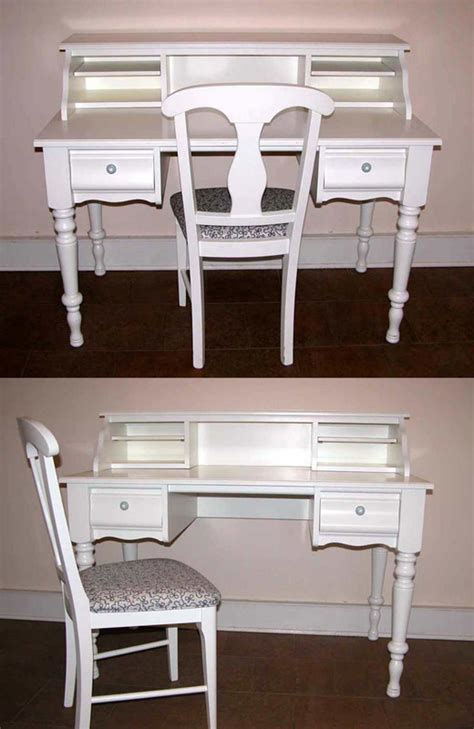 baronet cottage style writing desk set for sale from new