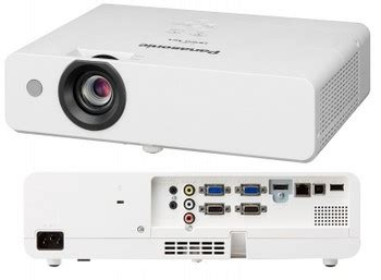Proyektor Panasonic Pt Lb303 3100 Lumens Xga Mini Lcd Projector panasonic projector projector