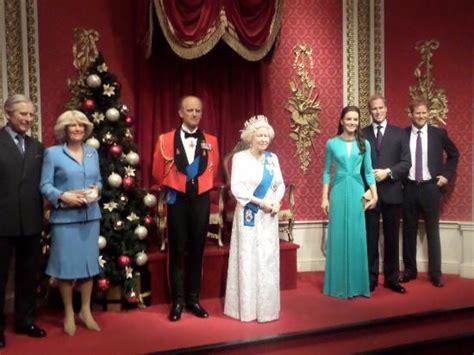 famiglia londra la famiglia reale bild madame tussauds