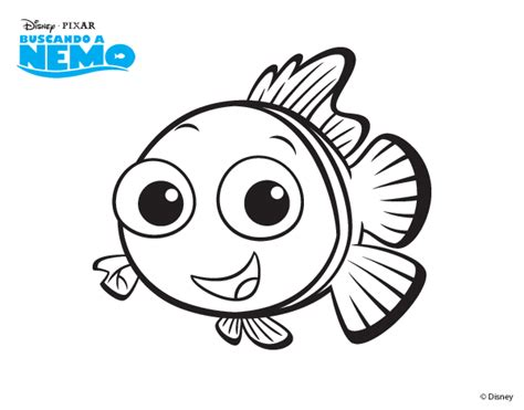 finding nemo characters coloring pages sketch coloring page