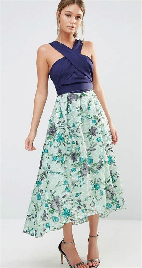Two piece midi dress by Coast   Perfect summer wedding