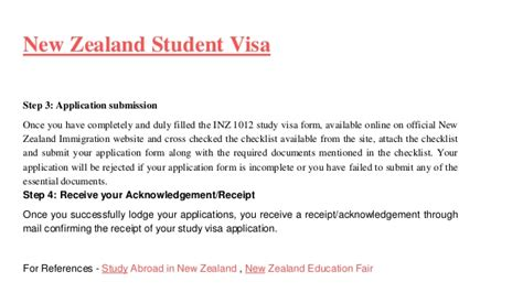Can Admission Be Revoked Mba by New Zealand Student Visa Study In New Zealand For Indian