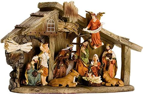 where to get life nativity set brubaker decoration real nativity set import it all