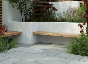 best 25 rendering walls ideas on pinterest contemporary garden design outdoor seating bench