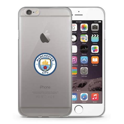 Casing Iphone 6 Custom Jersey Manchester City manchester city f c iphone 6 6s tpu for only 163 7 34 at merchandisingplaza uk