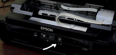 Printer Epson L210 Baru si bungas beberapa kasus led indikator printer epson l210