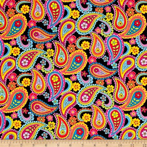 Cheap Quilt Fabric by Paisley Quilting Fabric Discount Designer Fabric