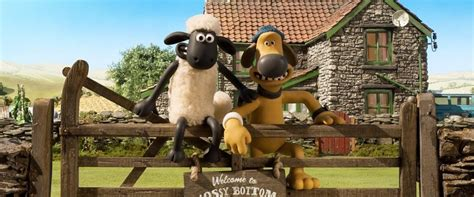 film cartoon shaun the sheep shaun the sheep movie movie review 2015 roger ebert