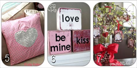 valentine home decorations blue robin cottage valentine s roundup decor