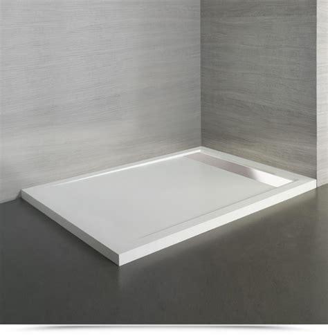 canalette scarico doccia piatto doccia 90x140 bianco design moderno flat con