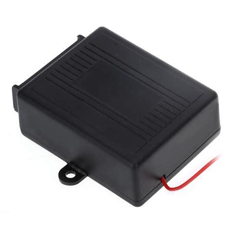 Alarm Mobil Semarang remote wireless door lock mobil black