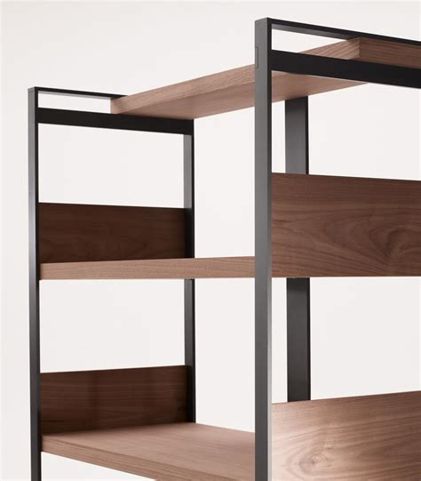 eracle bookcase by maxalto a brand of b b italia spa