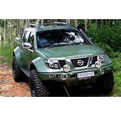 And For All Those Modders Out There Here Is The Navara Pickup Truck