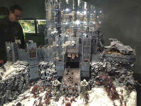 angelus paint nottingham warhammer world grand re opening the mighty brush