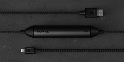 9to5toys lunch nomad lightning battery cable 35