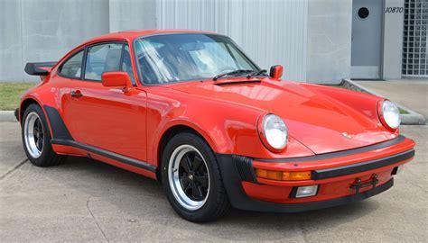 porsche 911 turbo 80s 1989 porsche 911 turbo