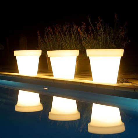 bloom light dep pot with lighting bloom shop