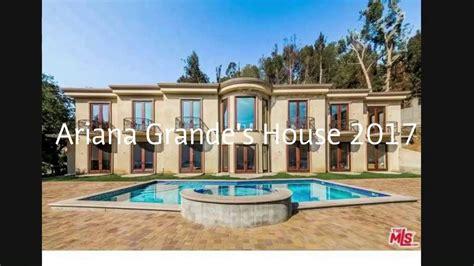 ariana grande house ariana grande s house 2017 youtube