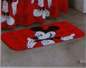 mickey mouse bathroom rug disney shower curtains shower curtains outlet