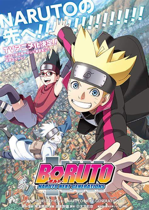 O Anime Boruto by Boruto Next Generations Saiba Mais Sobre O Anime