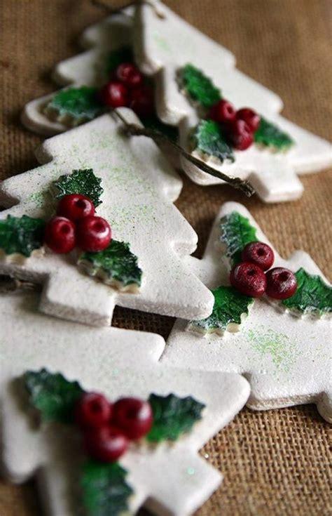 manualidades con masa de sal adornos navide 241 os con masa de sal kar 193 csony navidad