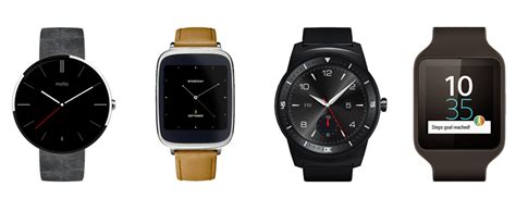 android weat le d 233 ploiement d android wear 5 1 1 d 233 marre frandroid