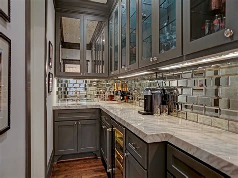 Black Kitchen Backsplash by 25 Stylish Galley Kitchen Designs Designing Idea