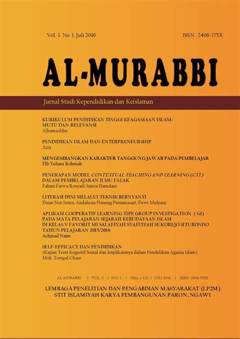 Kurikulum Dan Pembelajaran Wina Sanjaya kurikulum pendidikan tinggi keagamaan islam mutu dan relevansi al murabbi jurnal studi