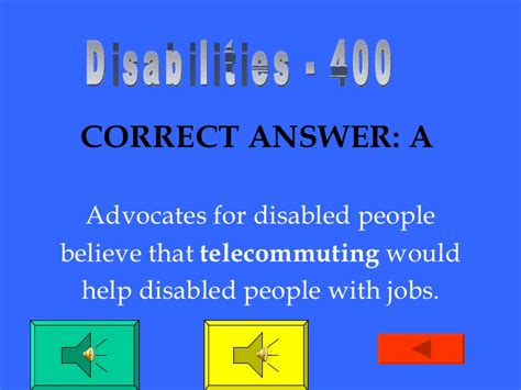 Mba Grants For Disabled by Jeopardy On Diversity