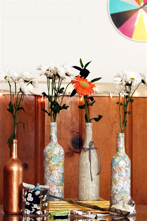 Diy Glass Bottle Decor by 15 Painted Wine Glass Designs