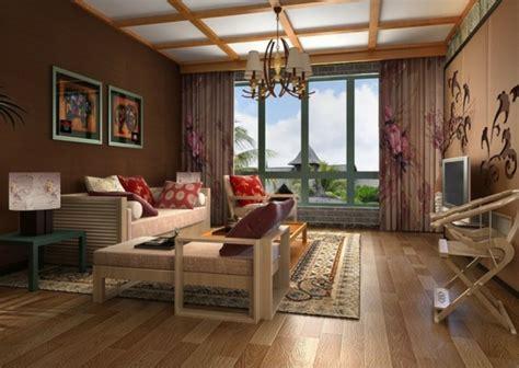 Ideen Für Tapeten Im Flur by Vorschlaege Wandgestaltung Wohnzimmer Mit Stein