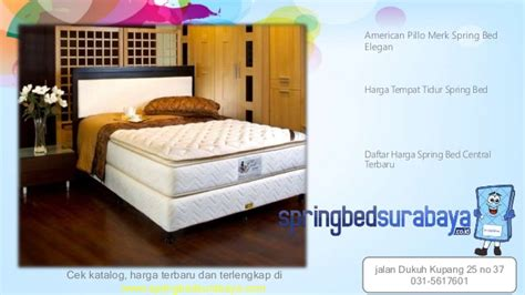 Tempat Tidur Inoac bed inoac