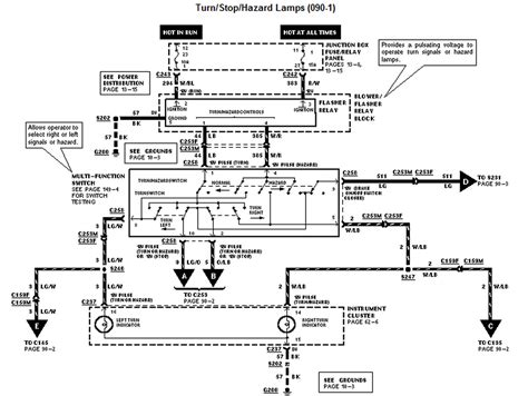 1995 ford f 150 radio wiring harness wiring diagram manual