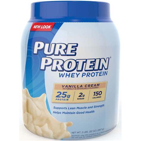 Protein 100 Whey Protein Vanilla