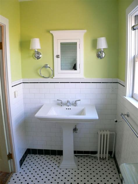 small subway tile marvelous small bathroom remodeling subway tile bathroom