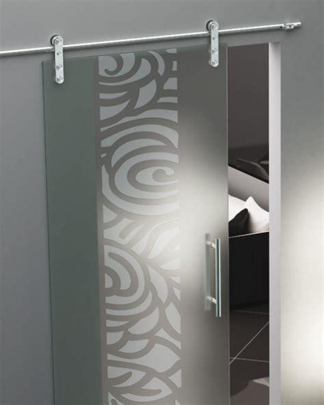 single glass sliding doors  foa porte digsdigs