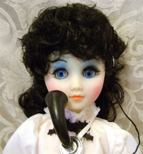 how rare is blackhair telephone pioneers 1890 bell operator a h doll rare black